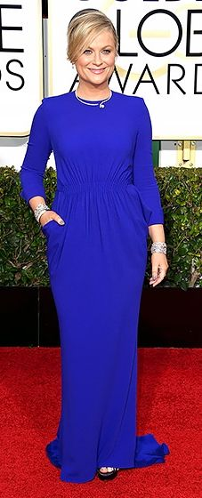 Amy Poehler: 2015 Golden Globes