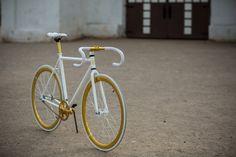 GOLD El Dorado Bike | State Bicycle Co.