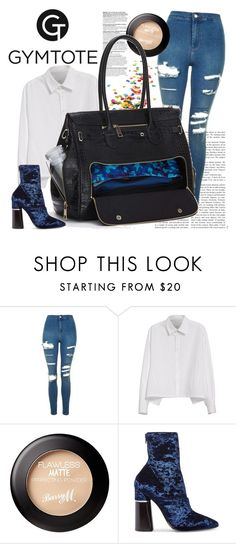 """""""Gymtote.co.uk"""" by gaby-mil ❤ liked on Polyvore featuring Topshop, Y's by Yohji Yamamoto, 3.1 Phillip Lim, backpack, tote and gymtote"""