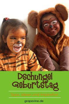 Eine fertige Schatzsuche zum Thema: Dschungel! #kinder #kindergeburtstag #dschungel #geburtstag #schatzsuche #schnitzeljagd #grapevine