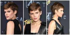 Pixie Hair: Amazing Pixie Hairstyle Photos: Kate Mara's Perfect Piecey Pixie