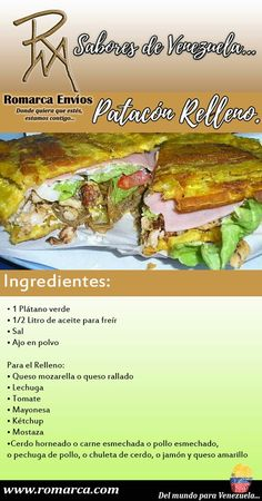 New Recipes, Cooking Recipes, Favorite Recipes, Venezuelan Food, Latin Food, Air Fryer Recipes, Diy Food, Food And Drink, Healthy Eating