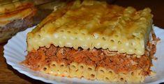 Представляем вам рецепт простого и аппетитного блюда на каждый день. Запеканка из макарон получается сытной, ароматной и восхитительно вкусной. Таким блюдом легко можно накормить большую семью. Подавать макаронную запеканку лучше всего с пикантным соусом «Барбекю».