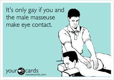 Gay masseuse