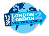 Sarah Outen's London2London via the World Adventure...at 25!!!