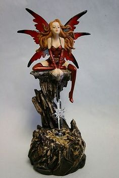 Fairy Statues For Sale Galbreth Fairy Figurine Mask Of Autumn