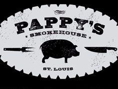 Pappys BBQ - St. Louis, MO - Big Ben's platter. Ah-mazing.