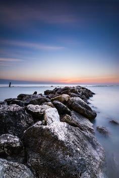Follow The Rocks by Simon Regini on 500px