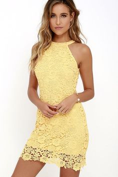 Lulu's   http://www.hercampus.com/style/14-lemon-yellow-pieces-will-complement-your-spring-wardrobe