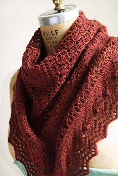love the colorway too complicated for me to knit but this is