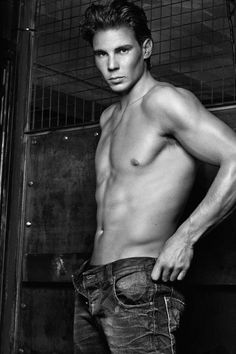 Rafael Nadal. He is so hot.Please check out my website thanks. www.photopix.co.nz