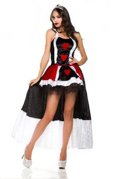 Amour-deluxe Royal Queen of Hearts Alice in Wonderland Costume Halloween (Regular Size, Deluxe Queen of Hearts2) Amour http://www.amazon.com/dp/B00FFV7K4I/ref=cm_sw_r_pi_dp_yBQMtb01MJ4TERKC