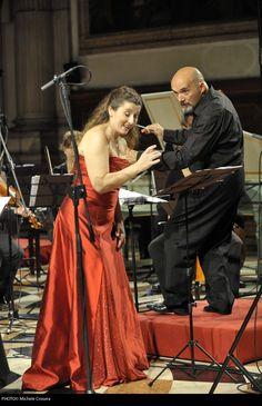 Maria Grazia Schiavo and Carlo Ipata