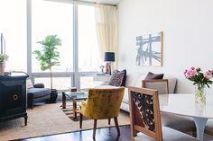 thoughtful details make for an effortless interior