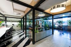 Dentsu Office by Praxis - Office Snapshots