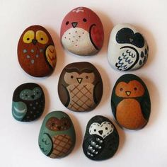 People have been painting on rock for centuries. Recently, this art activity has seen a resurgence in popularity. Rock is an art base that is e...