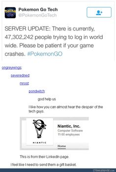 For people put there who like to complain (I know it's not Nintendo but I have nowhere else to pin this)