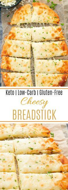 Keto Breadsticks #lowcarb #healthy