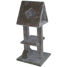 44 Inch Triangle Cat Tree (Speckled Sand) * Click image to read more details. #ActivityTrees