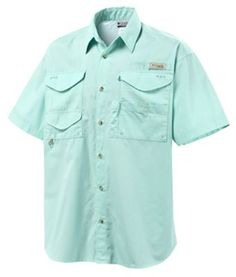 Columbia Sportswear   Men's Bonehead™ Short Sleeve Shirt - cover up!