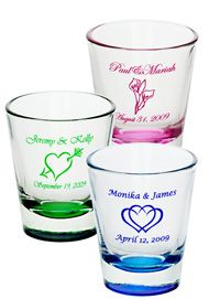 Shot Glass Wedding Favors perfect for wedding party maybe? Cheap Favors, Unique Wedding Favors, Wedding Party Favors, Wedding Ideas, Wedding Souvenir, Trendy Wedding, Wedding Stuff, Dream Wedding, Wedding Inspiration