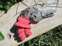 jellyfish, amigurumi, crochet, organic cotton, handmade with love by lamebaverde