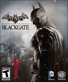 Batman: Arkham Origins Blackgate Deluxe Edition PC Game Free Download