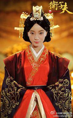 The Virtuous Queen of Han 电视剧大汉贤后卫子夫