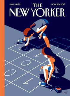 Coding 101 ©Malika Favre - Cover illustration for the New Yorker about women in the tech industry. The New Yorker, New Yorker Covers, Capas New Yorker, Animation, Arte Pop, Drawing For Kids, Cover Art, Illustrators, Poster