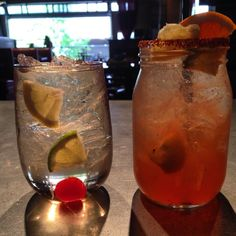 Tengo Sed Cantina - Hello delicious! #Sangria #margarita #bloodorange #kc #tengosedkc #KansasCity #bar