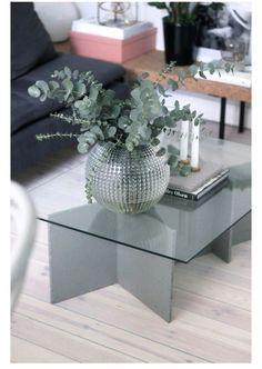 An Interior Affair Sisal, Osb Board, Diy Coffee Table, Decoration, Cool Furniture, Vase, Inspiration, Living Room, Interior
