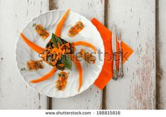 #Gnocchi with two #sauces: #pumpkin #sauce and #chard #sauce. #autumn / #winter #food #recipe #recipes #pasta #foodstyling #cuisine #cooking #culinary #gourmet #idea #ideas #cooking #royaltyfree #stockphotos via #Shutterstock
