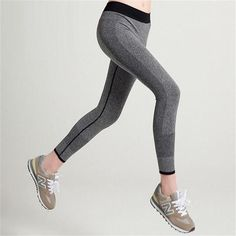 03b5ad72ff500 VISNXGI High Quality New 2017 Spring Autumn Women Leggings Fitness High  Waist Legins Elastic Women Legging Workout Ankle-Length