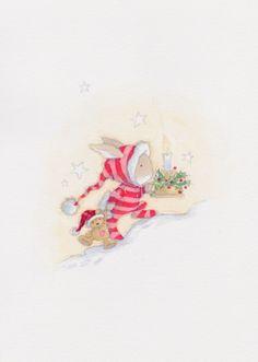 Annabel Spenceley - xmas bunny.jpeg
