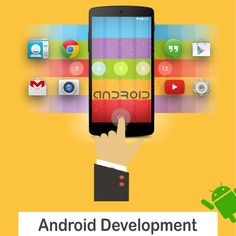 Android occupies 70% of mobile phones used in the world. Being the most popular mobile operating system it is very crucial that to have an android application to take your business forward. http://www.stratnextsolutions.com/android-development.html