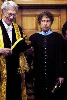 Honorary Doctorate of Music - Princeton University, New Jersey