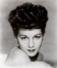 Maria Montez, 1940s movie actress (Dominican Republic, 1912-1951)