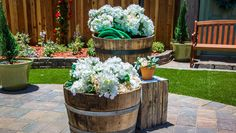 Tutorial Video -DIY Outdoor Storage Planter - Home & Family Home And Family Crafts, Home And Family Hallmark, Garden Tool Storage, Art Storage, Rack Bike, Yard Tools, Diy Craft Projects, Wooden Projects, Diy Crafts