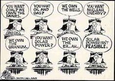 Solar Power isn't Feasible!