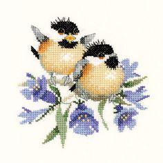 Gallery.ru / Фото #74 - Птички Валери - BlueBelle