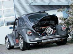 VW Beetle – German Look Style « Volkswagen Lovers