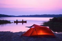 Go camping with my friends.