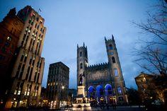 Basilique Notre-Dame de Montréal / Notre-Dame Basilica of Montreal - Vieux-Montréal / Old Montreal - Photo Susan Moss
