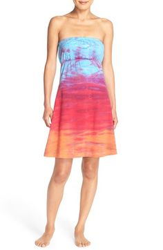 Hard Tail Strapless Dress available at #Nordstrom
