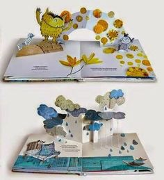 「libro pop up」の画像検索結果 Arte Pop Up, Pop Up Art, Diy And Crafts, Crafts For Kids, Paper Crafts, Cuento Pop Up, Boite Explosive, Casa Pop, Book Design