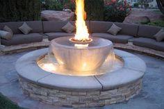 29 Joyful And Beautiful Backyard And Garden Fountains To Inspire