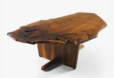 "George Nakashima ""MINGUREN I"" Low Table 60s"