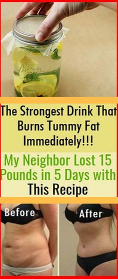 Burning drink to lose 15 lbs in 5 days utilizing natural ingredients. Losing weight is not simple but it can be done easily with the tools. Consuming this beverage along with a low-carb diet and also your system will be place by three or more hours of exercise .