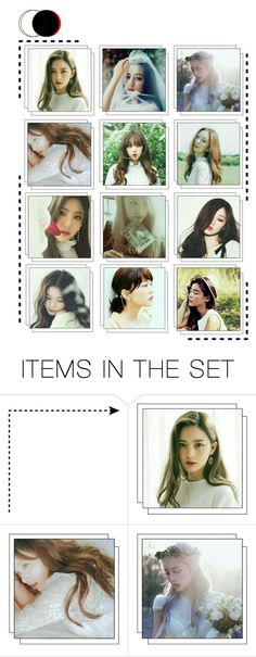 """""""Eclipse Debut Teaser Photos ( Solar Ver. )"""" by wlment ❤ liked on Polyvore featuring art"""