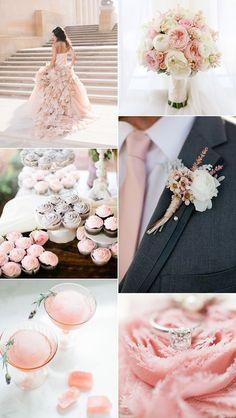 Imagen Colores para una boda del artículo Los colores mas bonitos para decorar una boda en 2017